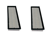 X2 Engine Dust Air Filter Set For Mercedes Clk Cls Slk Cl Ml Sl C G E R S Class