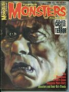 Famous Monsters Of Filmland 33 1965-ron Cobbs Cover-william Castle-quasimodo-fn