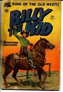 Billy The Kid 6 1951-toby-photo Cover-fr