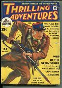 Thrilling Adventures 02/1935-thrilling-foreign Legion-capt Kerry Mcroberts-vg
