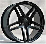 20and039and039 Wheel Tire Package For Mercedes S-class S550 S600 S63 2007-13 Staggered