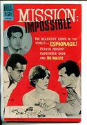 Mission Impossible 1 1967-dell-peter Lupus-greg Morris-barbara Bain-hill-fn