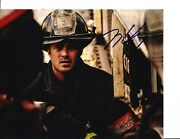Chicago Fire Taylor Kinney Signed 8x10