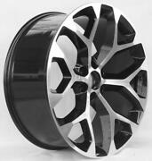 24 Wheel Tire Package For Cadillac Escalade Esv Ext 6x139.7