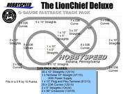 Lionel Lionchief Deluxe Train Track Pack For Fastrack 5x10 Feet Layout New