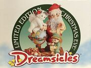 Dreamsicles Christmas Eve 10420 Limited Edition Figurine 1998 Series