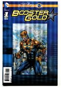 Booster Gold Futures End 1 Comic Book Nm- Lenticular Cover 2014
