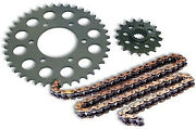Sherco 450 / 510 Sh1 Chain And Sprocket Kit 14t Front / 49t Rear X-ring Gold