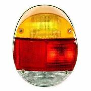 Vw Bug Rear Right Tail Light Lens 73-79 Euro Style Sold Each