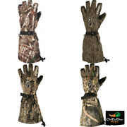 Drake Waterfowl Systems Mst Refuge Hs Gore-tex Camo Double Duty Decoy Gloves