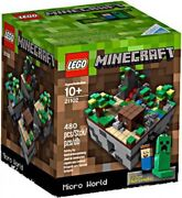 Lego Minecraft Micro World The Forest Set 21102