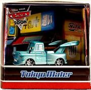 Disney Cars Cars Toon Exclusives Tokyo Mater With Metallic Finish Diecast Car