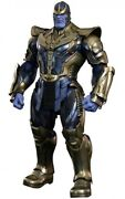 Marvel Guardians Of The Galaxy Movie Masterpiece Thanos Collectible Figure
