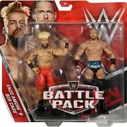 Wwe Wrestling Series 45 Enzo Amore Andamp Big Cass Action Figure 2-pack