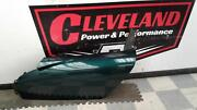 92-95 Dodge Viper Rt/10 Convertible Oem Lh Drivers Door Green Damaged Shell Only