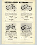 1952 Paper Ad Gene Autry Bike Bicycle Leather Holster General
