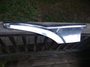 1951 Buick Super Roadmaster Rear Lh Driver Fender Stainless Trim Molding Guard