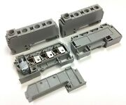 Lot Of 4 Wago 284-621 Distribution Terminal Block 3-connection 800v 125a 24-8awg