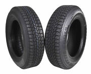 Massfx St175/80d13 Bias 4 Ply Trailer Tire 2 Pack Tires 175/80-13 175 80 13