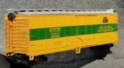 Ahm Lima 5332d New York Central 50' Mechanical Refrigerator Reefer Nymx 1020 Nyc