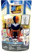 Teen Titans Go Movie Face-swappers Dc Comics Slade Action Figure