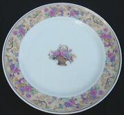 United Commercial Travelers Union 20th Anniversary Plate 1924 Scammell China