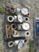Piab Sweden 50 Metric Ton Load Cells And Pat 100 / 120 Ton