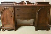 Mahogany Buffet Circa 1800 In Excellent Condition. 2600 Or Best Offer