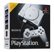 Sony Playstation Classic Console 20 Pre-loaded Games Pre-order Confirmed