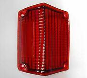 70 71 72 Chevy El Camino And Station Wagon Left Drivers Side Tail Light Lens