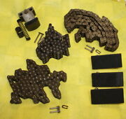 New Maserati Quattroporte Mexico V8 Timing Chains 3 Chain Guide Pads And Tensioner