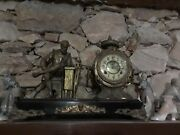 Ansonia Antique Mantle Clock From The 1800