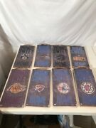Nba Wall Signs Home Sweet Home 6 X 12 Wood Wall Signs By Fan-creations New