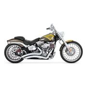 Vance And Hines 2 1/2 Big Radius Chrome For Harley Davidson Breakout 13-17