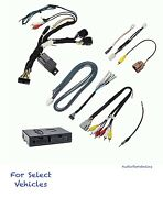 Gm Onstar/chime/steering Wheel Audio Car Radio Replace Wire Harness Interface