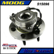 Moog Front Wheel Hub And Bearing Assembly For Silverado 1500 Sierra Suburban Abs