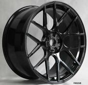 19'' Forged Wheels For Bmw 535 Gt, 550 Gt, Xdrive 2011-16 Staggered 19x8.5/10