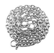 Stainless Steel Windlass 3/8 G4 Anchor Chain 316 By 50and039 With Shackles