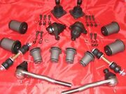 Front End Repair Kit 1966-1970 Oldsmobile Toronado New Ball Joints Tie Rod Ends