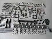 Deluxe Engine Rebuild Kit Early 1960 Lincoln 430 New 60 With B9me Heads