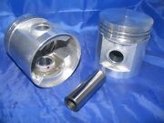 Pistons And Rings 50 51 52 53 54 Pontiac 268 8cyl New
