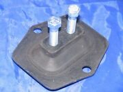 Transmission Mount 1962 1963 Cadillac 62 63 - New Mount With Fresh Rubber