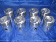 Pistons And Rings 1938-1950 Buick 248 8-cylinder 38 39 40 41 42 46 47 48 49 50