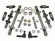 Front End Repair Kit 1954 Dodge Meadowbrook 6cyl 4-door New W/ King Pins