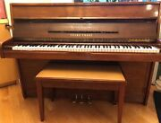 Best Christmas Giftandnbsp  andnbsp Used Young Chang Piano With Free Benchandnbsp