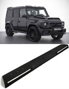 G63 G Wagon Front Roof Spoiler Led Drl For W463 Mercedes-benz G-class Till 2018