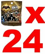 Mighty Minis Blind Packs Batman V Superman X 24 Ideal Party Favour Bag Fillers