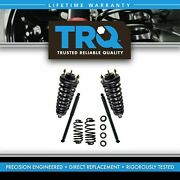 Trq Complete Strut Assembly Shock Absorbers And Rear Conversion Spring Kit For Gm