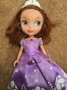 Sofia The First Talking Interactive Doll