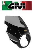 Fairing Fiber Glass Without Brackets Motorcycle Guzzi V7 Iii Special 2017 Givi